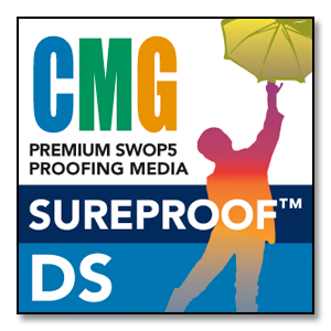 CMG SureProof DS - Double-Sided Imposition Proofing Media