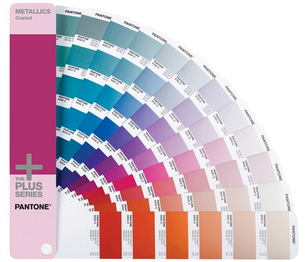 PANTONE® Metallics Coated