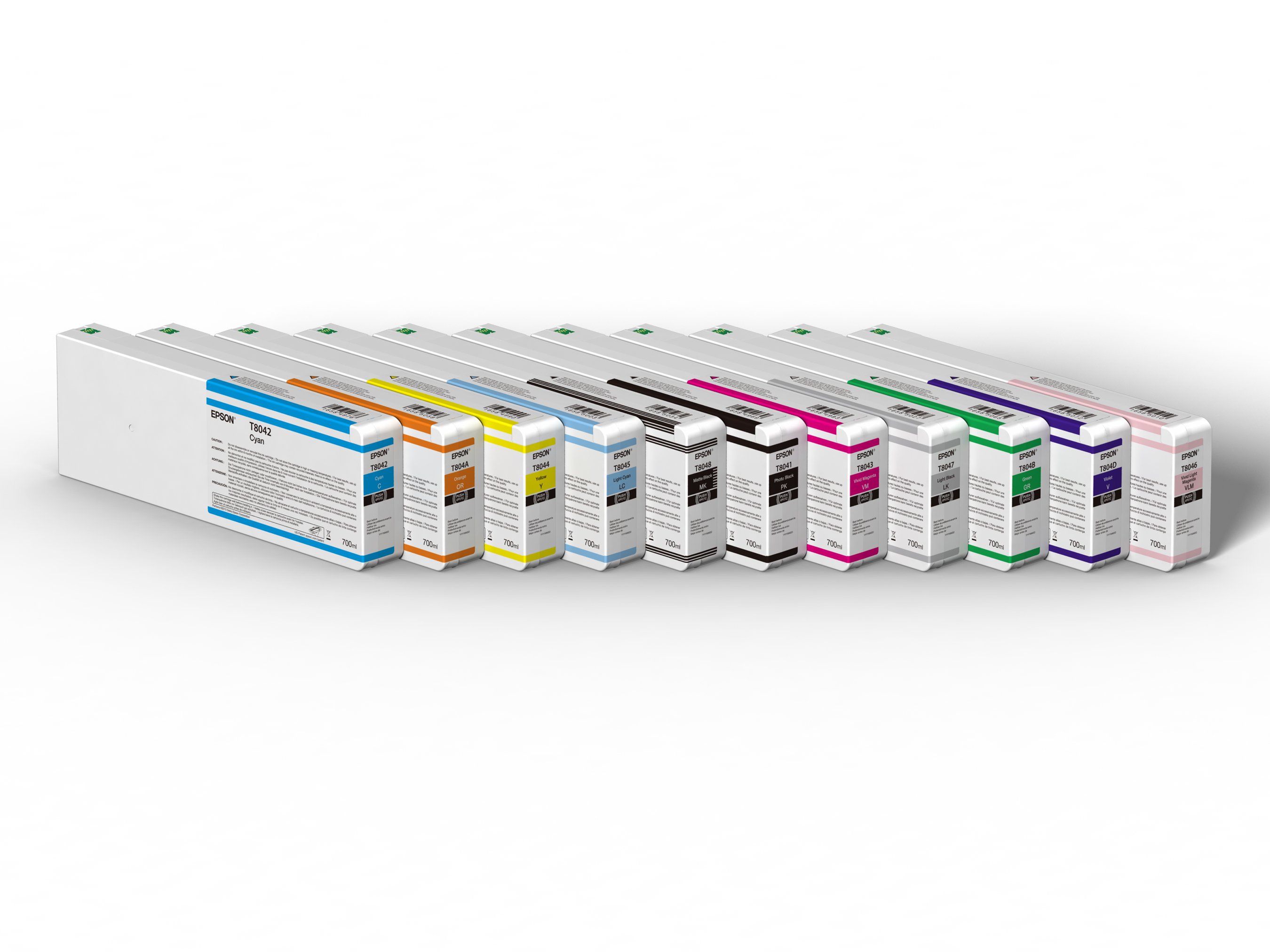 Epson UltraChrome HD Inks (700ml)