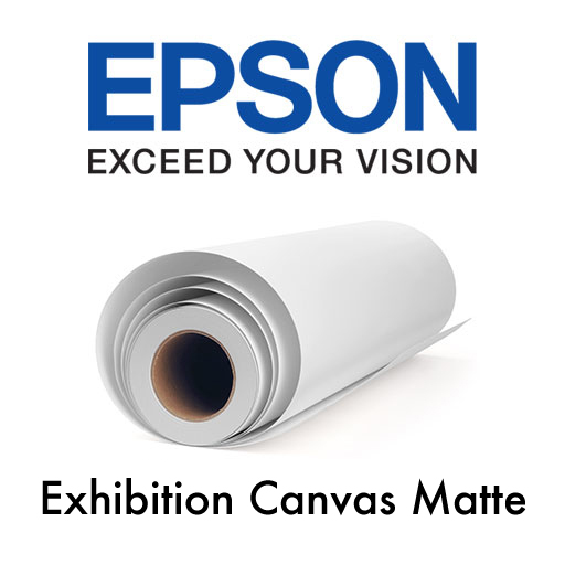 Epson Exhibition Canvas Matte